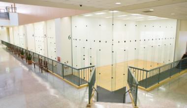 Gregory Gym Recreational Center