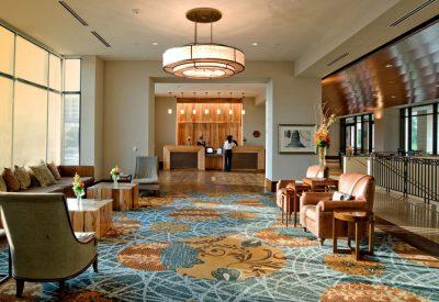 Austin Hotel Lobby Photo