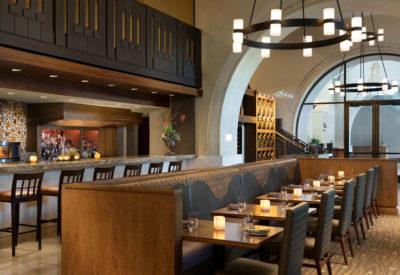 Carillon Restaurant Austin UT Campus