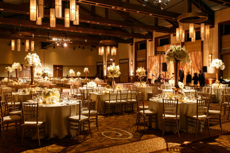 Downtown Austin Hotel Wedding