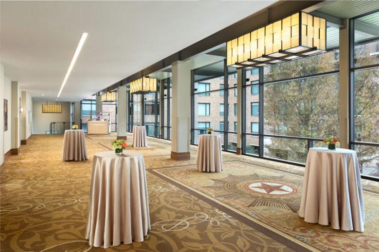 Grand Ballroom Prefunction Reception