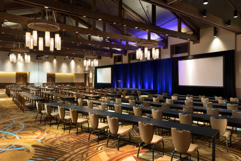 Grand Ballroom Conference Meeting Room Austin