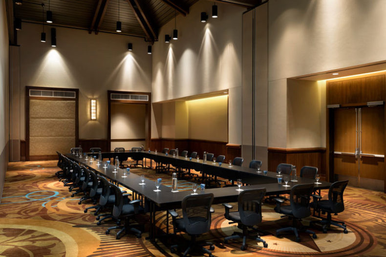 Grand Ballroom Meeting Room