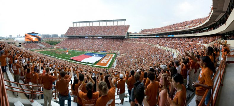 Texas-Football-Austin-DKR-Memorial-Stadium