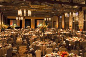 Celebration Setting in Grand Ballroom