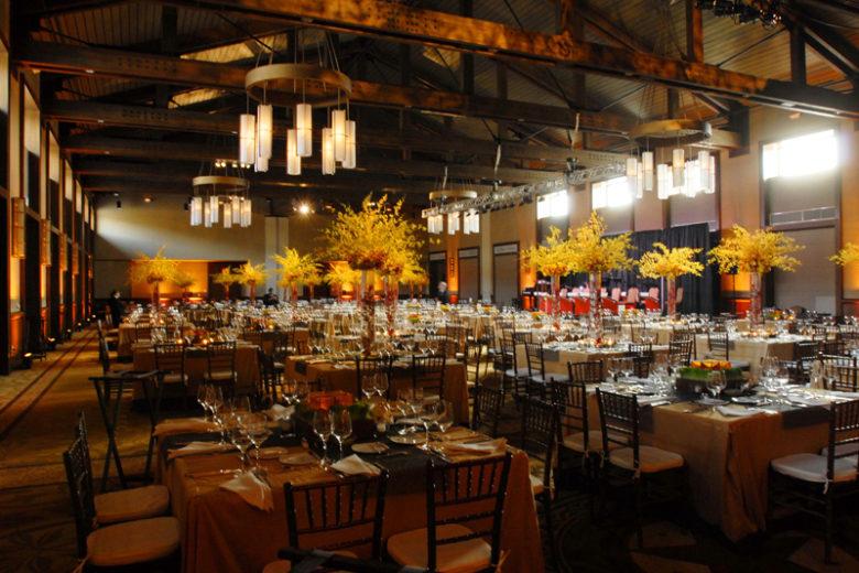 Att Gala Ballroom Setup