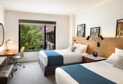 Standard Double Queen 4074 Room Web